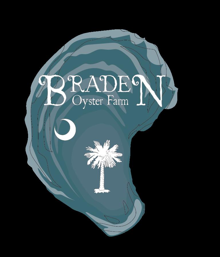 Braden Oyster Farm Logo