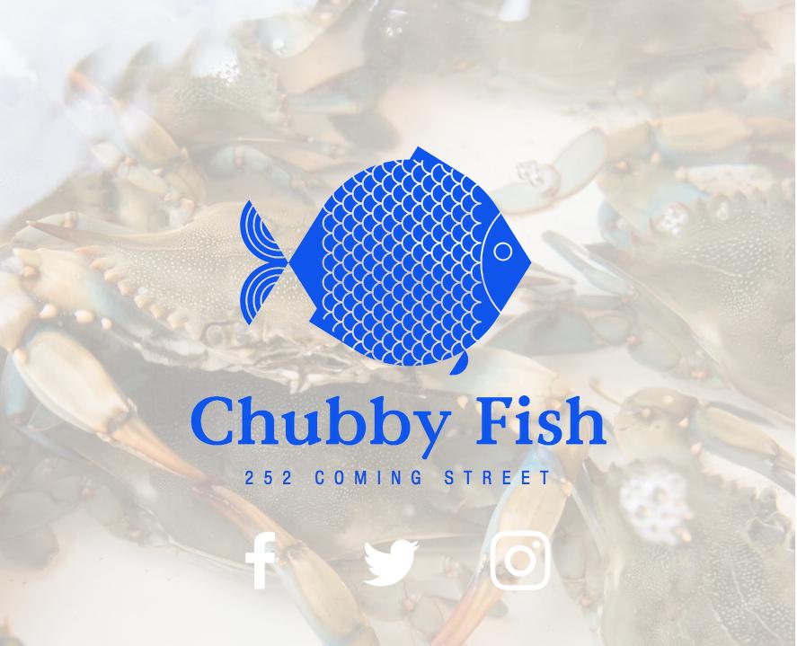chubby fish logo